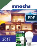 Katalog Hannochs 2018
