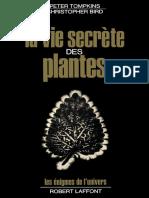 Tompkins Peter, Christopher Bird - La vie secrète des plantes.pdf