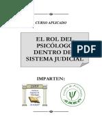 Tema i. Cuestiones Generales Acerca de La Psicología Jurídica