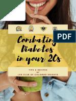 Combating Diabetes in your 20s