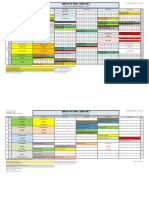 Emploi Du Temps S2-2018-2019 L3 Déplacement Mardi