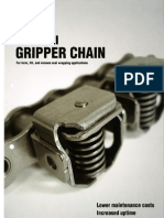 Gripper Chain Brochure