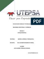 Quimica General. Unidad 3 Esteuiometria