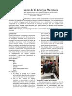 Informe Conservación de la energía mecánica.docx
