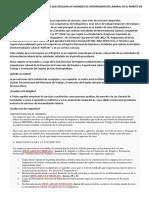 Requisitos de inscripción en el ministerio de trabajo y Salud