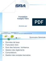 Formation Tiers SAGE X3 V6