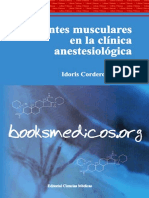Relajantes musculares en la clínica anestesiológica Idoris Cordero Escobar.pdf