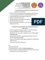 Formulir Pendaftaran Anggota ROHIS 2019