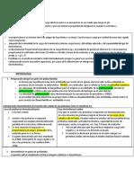 seminario 1 proteinas