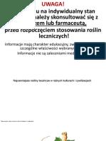 Najcenniejsze Rosliny Lecznicze w Roznych Kulturach i Cywilizacjach - Mgr Rafal Krol 0