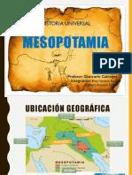 Mesopotamia 5B 2019