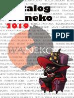 Katalog Waneko 2019