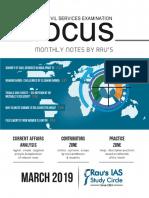 Rau's Focus March 2019 @ThePdfStore.pdf