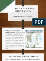 SOUTH CHINA SEA ARBITRATION.ppt