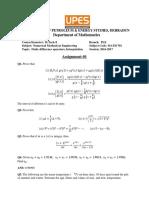 Assignment 1 PLE-2 Maths