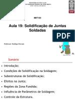 19 - Solidificação de Juntas Soldadas.pdf