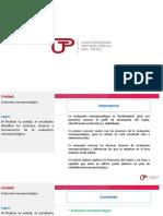 UNIDAD III_Semana 5,6,7_Metodos y Tecnicas de Ev Nps_clase