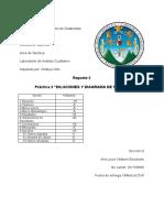 Reporte 3 Diluciones y diagrama de sillen
