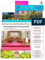 Newsletter May 2019 Website