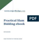 Slam Bidding