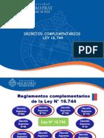 Decretos complementarios ley 16.744  _2°parte_