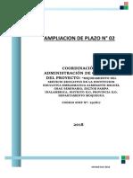 INF N°027 INF, MENSUAL -VIVIENDA