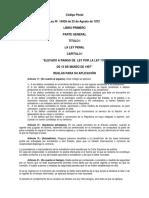 Código Penal | Infocuria
