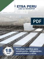 Etsa Peru - Tarrajeo