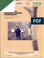 Manual Para Produccion Sustentable de Cuachalalate