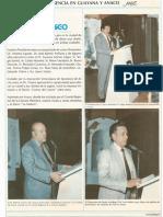 Presencia en Guayana - Revista Latinoamigo 1985