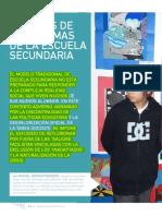 Becerra Manuel Jerónimo (2017) La Crisis de Paradigmas de La Escuela Secundaria.