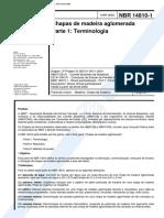 NBR 14810 - Chapas de madeira aglomerada - Parte 1 Terminologia.pdf