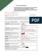 caleb fiero - this i believe essay peer-editing sheet