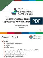 PHP com Docker