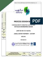Sa Jer Aaaaa Aami 461001_process Design Basis Ifc