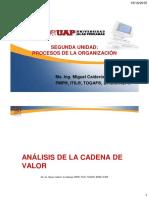 Modelamiento 02 - Segunda Unidad - Procesos Organziacionales.pdf