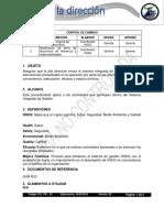PG PR 02 Procedimiento Revision Por La Direccion