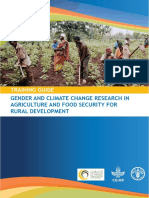 GENDER AND CLIMATE CHANGE RESEARCH....pdf