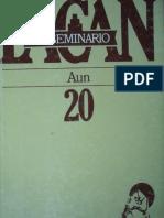 Lacan, Jacques - Seminario XX  - Aún - Ed. Paidós.pdf