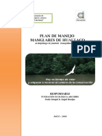 Plan de Manejo Manglares de Hualtaco, Archipiélago de Jambelí, Huaquillas, El Oro.