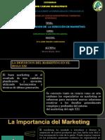 Direccion de Marketing Diapositivaaaaaassss