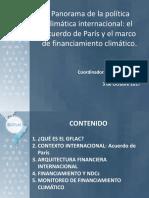 GFLAC Acuerdo de Paris