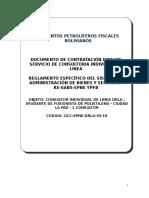 6 Modelo DCD Consultoria Individual de Línea v1 2019 EPNE-35-19 PUBL 22222