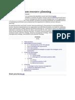 Strategic human resource planning.docx