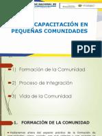 VIDA DE PEQUEÑA COMUNIDAD