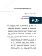 El significado y crisis de la Ilustración.doc