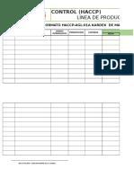 Formato Haccp-Agl-01a Kardex de Materia Prima e Insumos