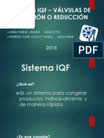 Sistemas Iqf – Válvulas de Expansión o Reducción-18b-1