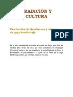 Tradición y Cultura - Rioja