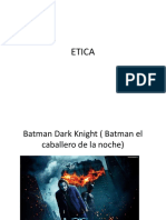 ETICA Video